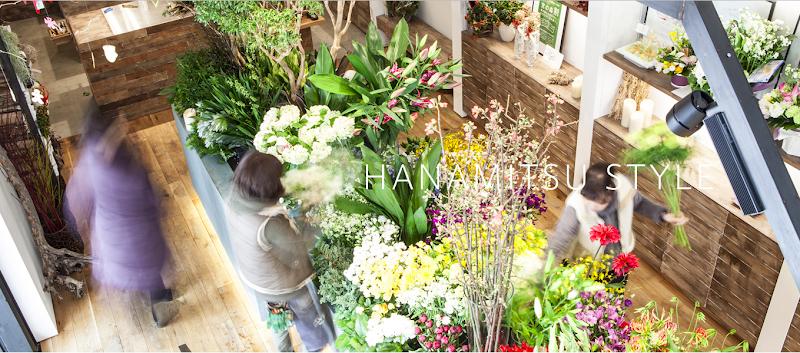 GANON FLORIST ガノンフローリスト とにかくお洒落なフラワーギフトが人気の札幌円山の花屋 結婚式のブーケ、ネットショッピングも