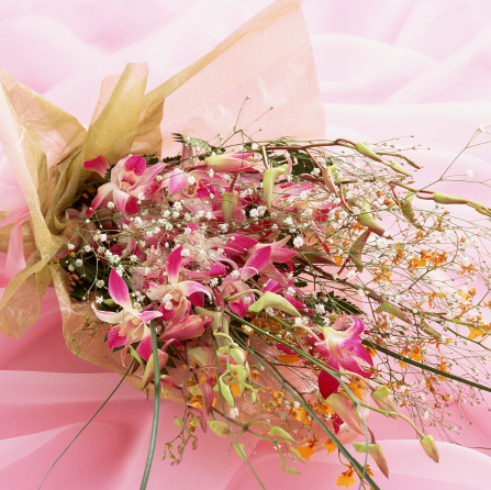 BonheurFleur ボヌール フルール 札幌すすきのの花屋 お手頃な価格でも注文可能