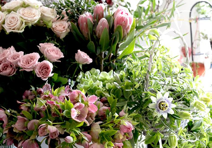 Bloom & grow Flowers おしゃれなブーケやヘッドパーツが人気の札幌のフワラーコーディネート会社